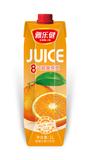 1L-雅乐健鲜橙汁
